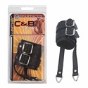 Ball Stretcher - 2.5'' Black Leather