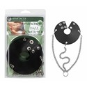 Ball Stretcher - Black Oiltan Parachute Style - Lg